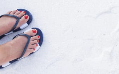 Flip Flops: Why You Shouldn't Wear Them