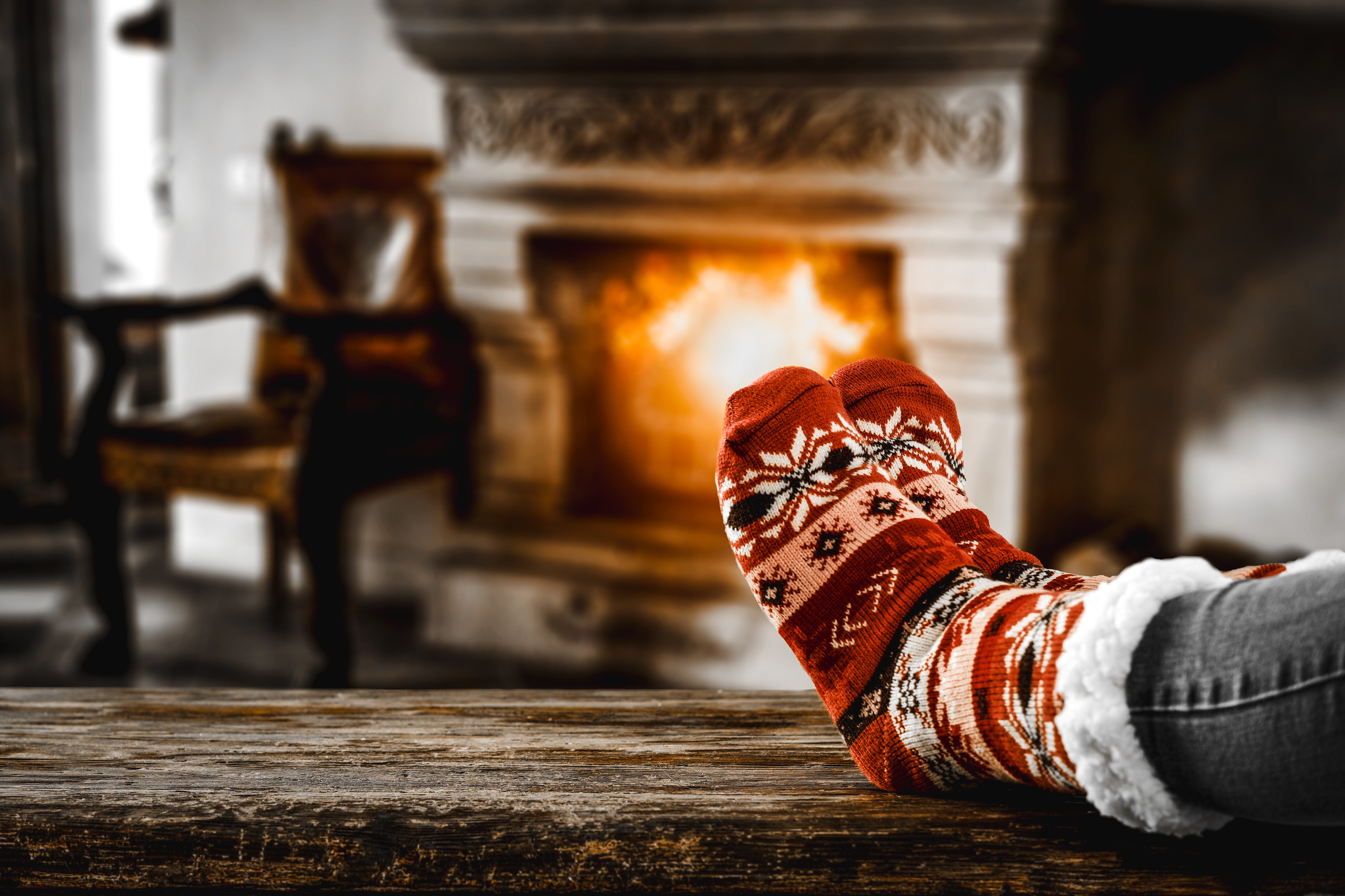Tips for Keeping Your Diabetic Feet Healthy During the Holidays